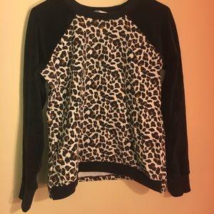 Leopard Volcom Sweatshirt